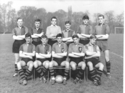B G S first eleven, nineteen-sixty-three four