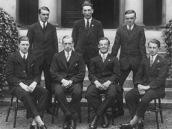 Prefects 1923-24