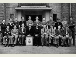 Headmaster, Prefects and Monitors 1946-47