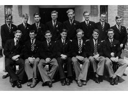 Prefects 1950-51