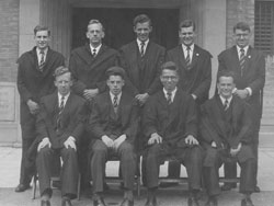Prefects 1953-54