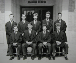 Prefects 1954-55