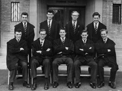 Prefects 1956-57