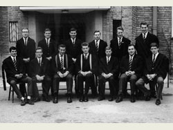 Prefects 1961-62