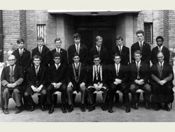 Headmasters and Prefects 1964-65